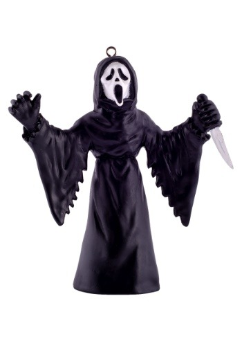 Horrornaments SCREAM Ghost Face Standing Molded Ornament