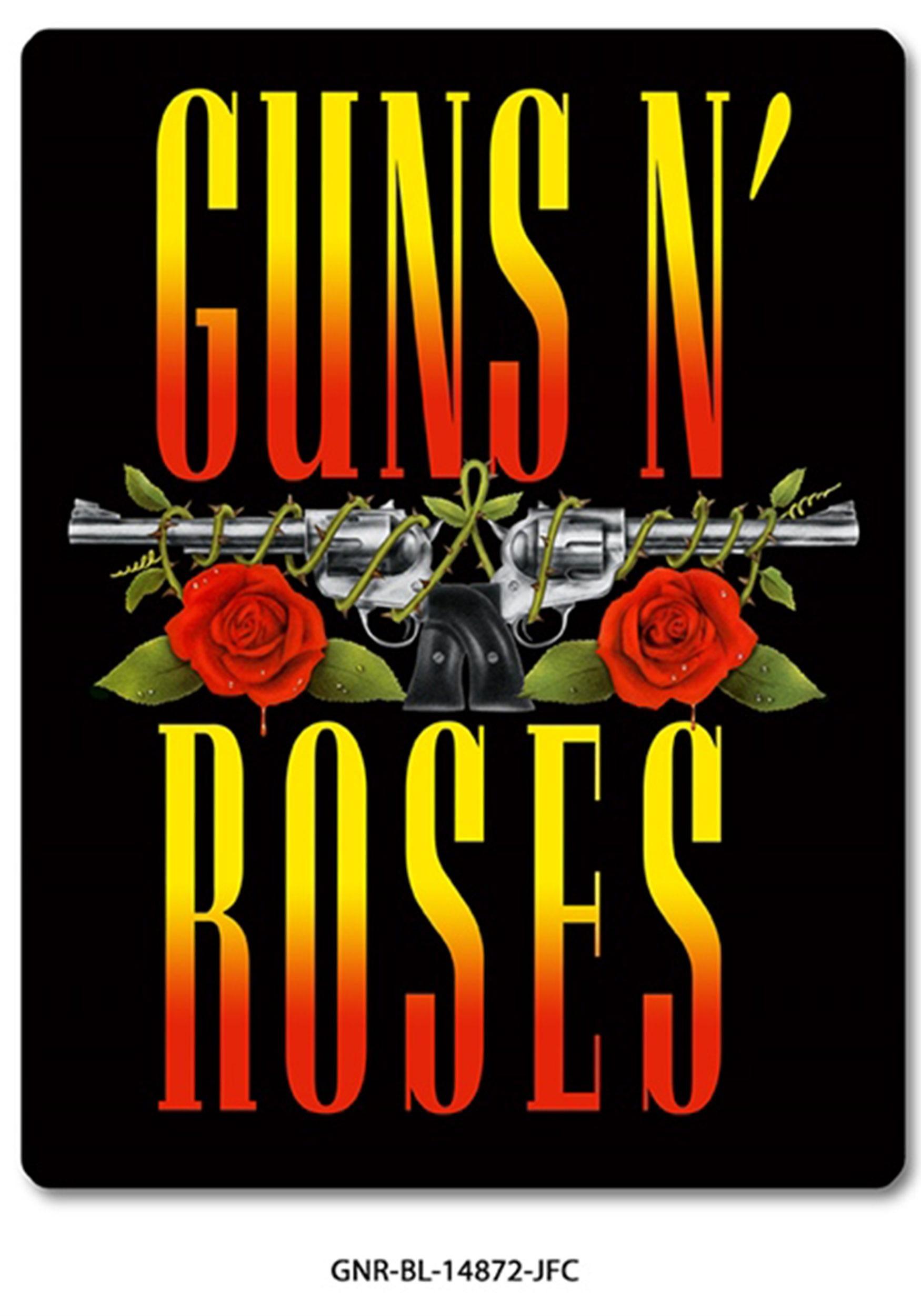 Guns N Roses Blanket