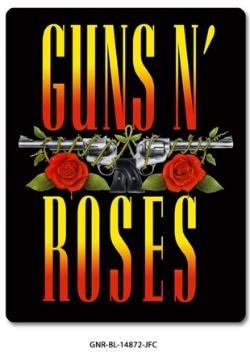 Guns N' Roses Blanket