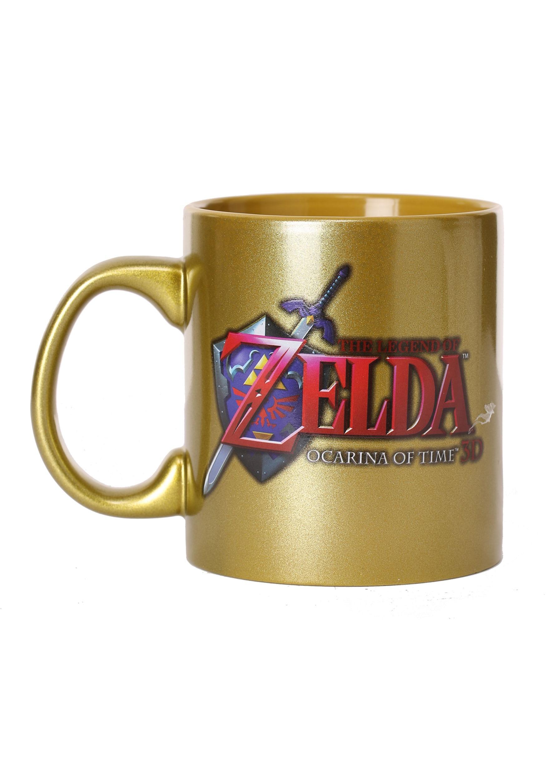 Zelda Golden Coffee Mug JFUZEL-CMG-9363-JFC