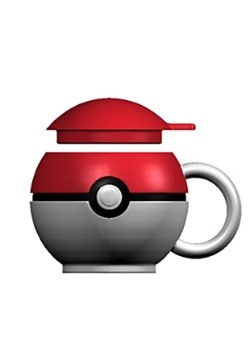 Poke Ball Coffee Mug1