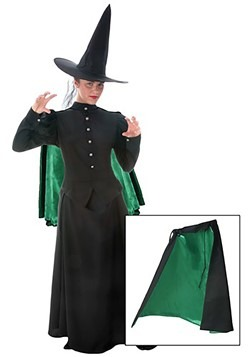 Women's Wicked Witch Cape