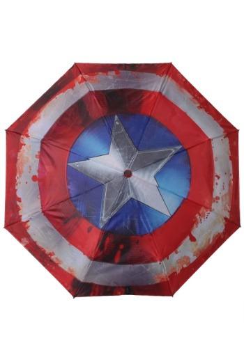 Captain America Shield Umbrella
