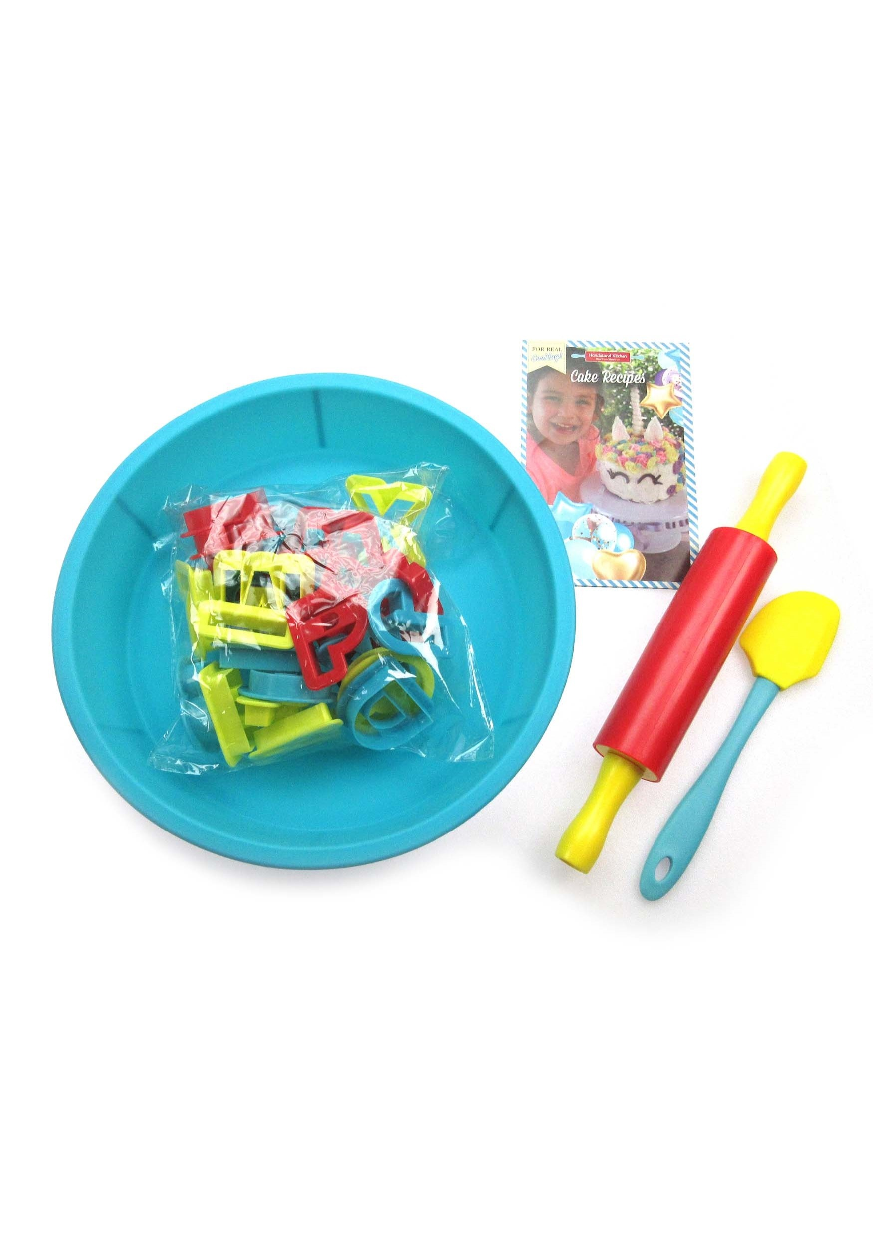 30 Piece Birthday Cake Set For Kids