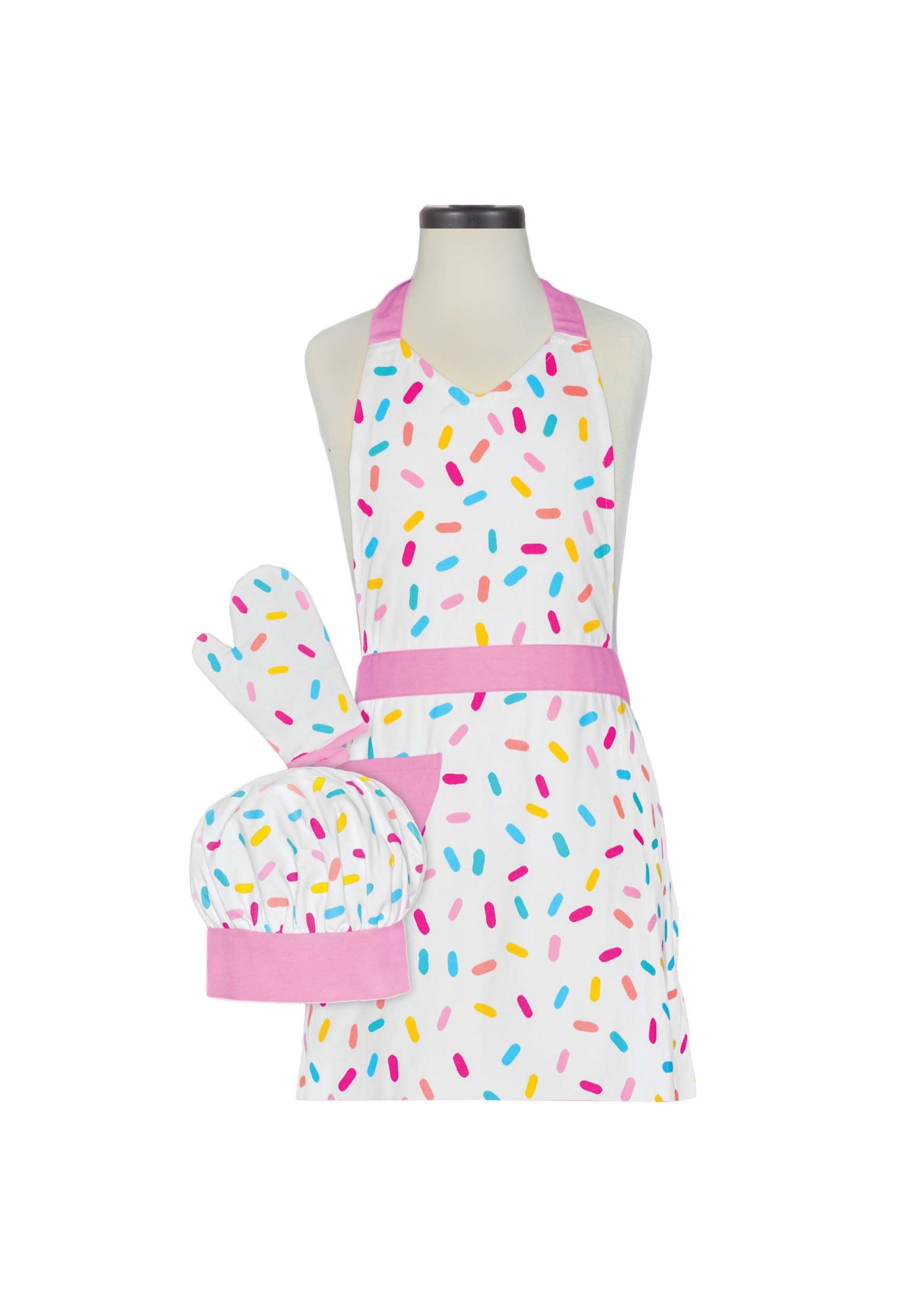 Sprinkles Deluxe Kid Apron Box Set