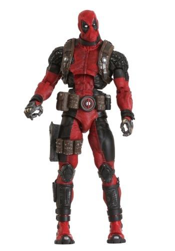 Marvel Classics 1 4th Scale Ultimate Deadpool Action Figure