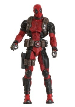 Marvel Classics 1 4th Scale Ultimate Deadpool Action Figure