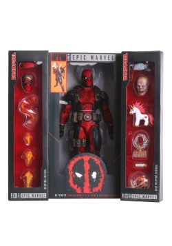 Marvel Classics 1/4th Scale Ultimate Deadpool-alt3