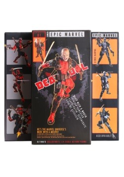 Marvel Classics 1/4th Scale Ultimate Deadpool 2