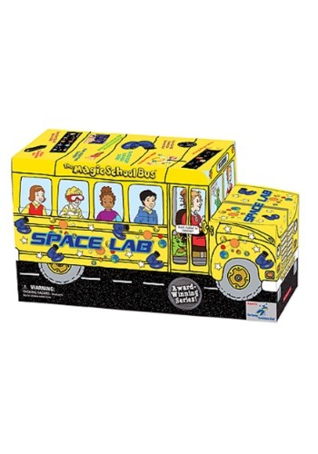 The Magic School Bus Space Lab