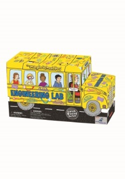 The Magic School Bus Engineering Lab
