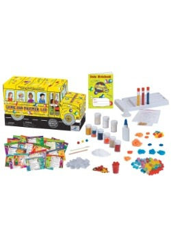 The Magic School Bus Slime and Polymer Lab for Kids