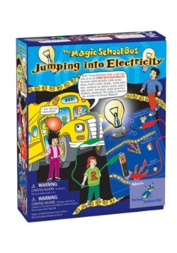Magic School Bus- Jumping into Electricity Kit
