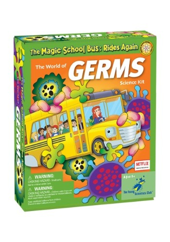 The Magic School Bus- The World of Germs Kit