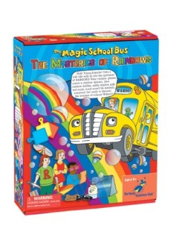Magic School Bus- The Mysteries of Rainbow Kit