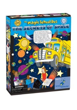Magic School Bus- The Secrets of Space Kit