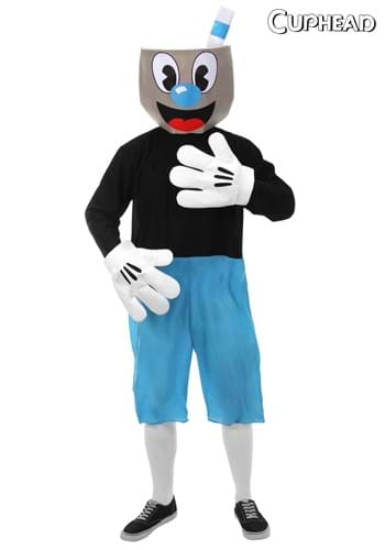 adult mugman costume - from $39.99