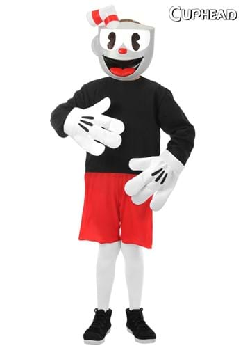 Kids Cuphead Costume