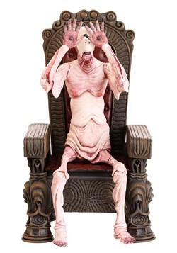 "Pan's Labyrinth Pale Man 7"" Scale Action Figure with Throne1"