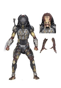 "Predator 2018 7"" Scale Action Figure"