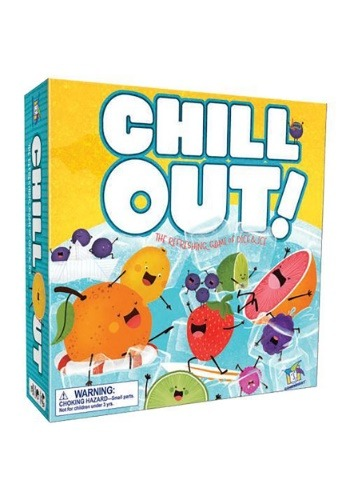 Gamewright Chill Out The Refreshing Game of Dice and Ice