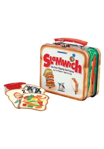 Slamwich: A Fast-Flipping Card Game