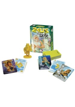 Zeus on the Loose: A Card Game of Mythic Proportions