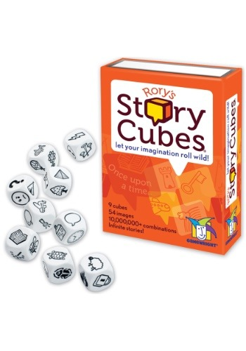 Rory's Story Cubes Game