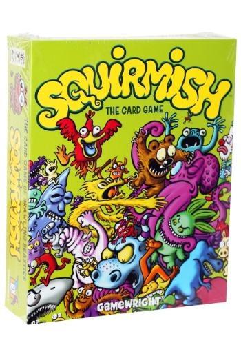 Squirmish Creature Card Game