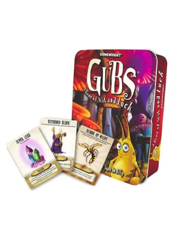 Gamewright Gubs: A Card Game of Wit and Luck