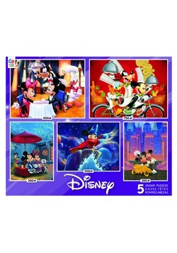 Disney Mickey and Friends 5 in 1 Multi Pack Update Main
