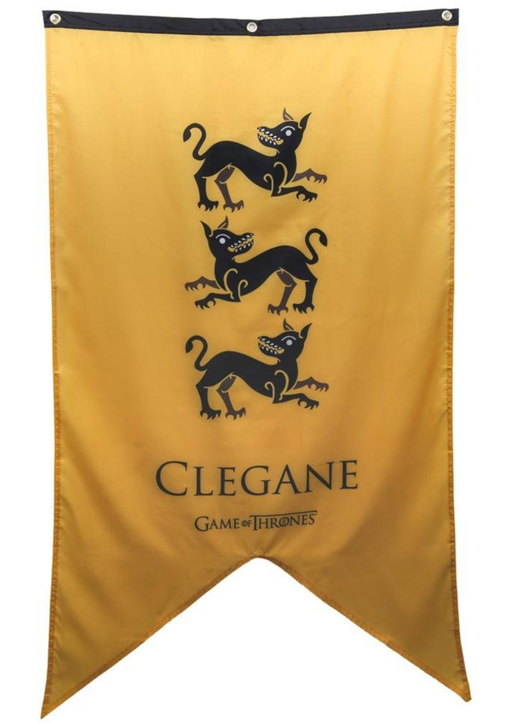 Game of Thrones Clegane Sigil Banner
