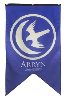 Game of Thrones Arryn Sigil 30x50 Banner