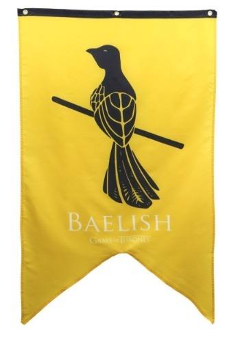 Baelish Sigil Game of Thrones 30x50 Banner