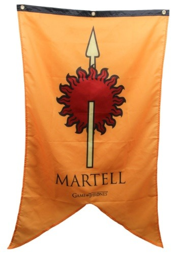 Game of Thrones Martell Sigil 30x50 Banner