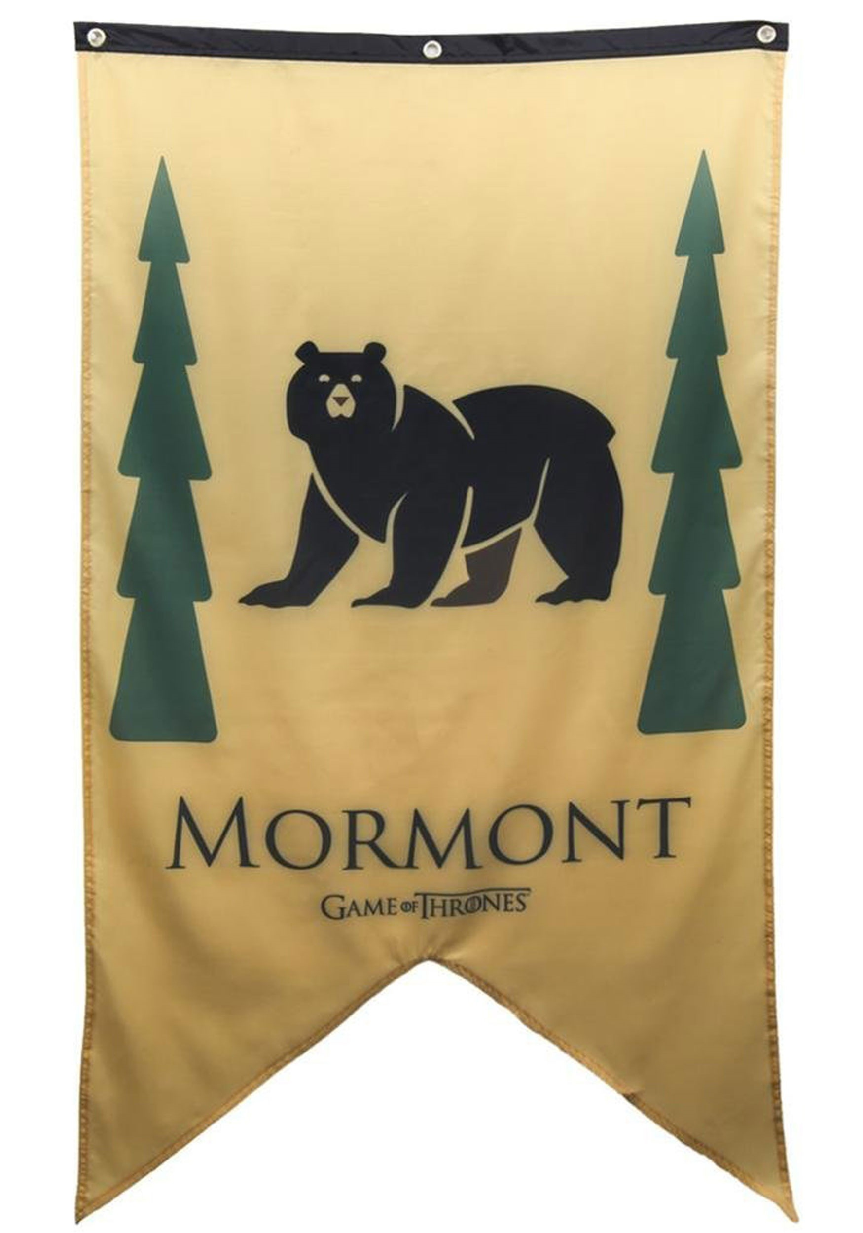 Mormont Sigil Game of Thrones Banner