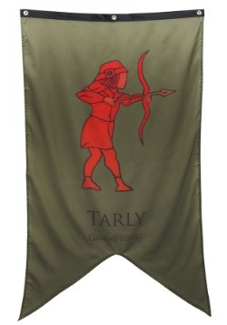 Game of Thrones Tarly Sigil 30x50 Banner1