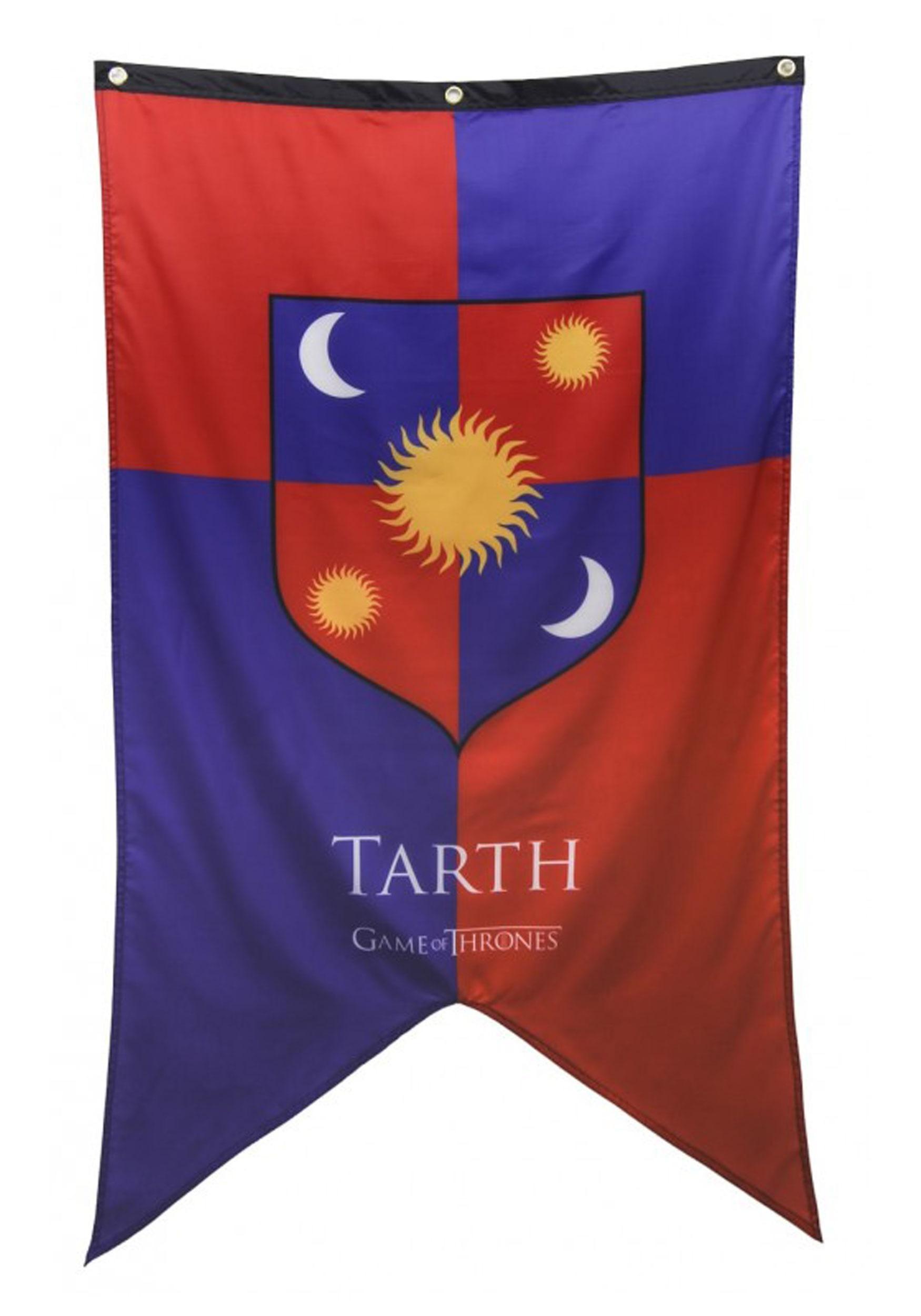 Tarth Sigil Game of Thrones Banner