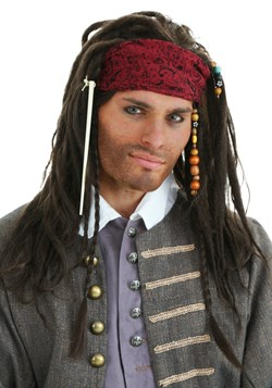 Authentic Men's Pirate Wig Update