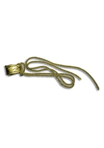 Superheroine Golden Rope