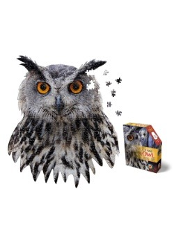 Madd Capp I Am Owl 550 Piece Puzzle