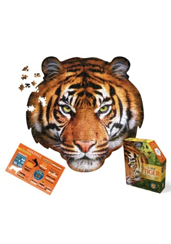 I Am Tiger Madd Capp  550 Piece Puzzle
