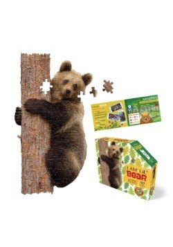 100 Piece Puzzle Madd Capp I am Lil' Bear