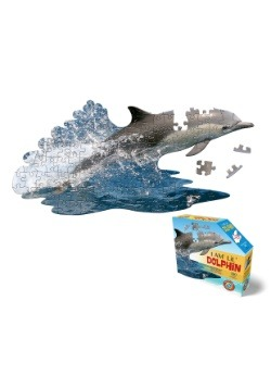 Madd Capp I am Lil' Dolphin 100 Piece Puzzle