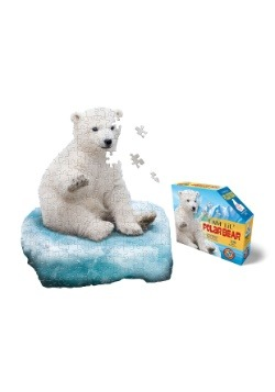 Madd Capp I Am Lil' Polar Bear 100 Piece Puzzle