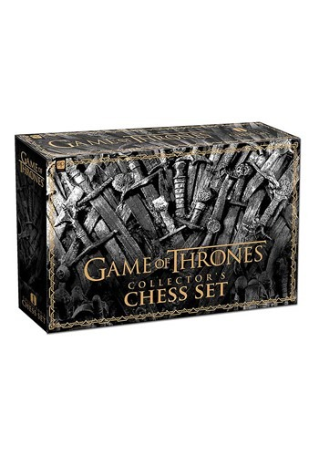 Game of Thrones Chess Set Game