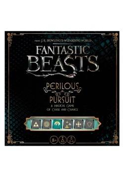 Fantastic Beasts Perilous Pursuit Game