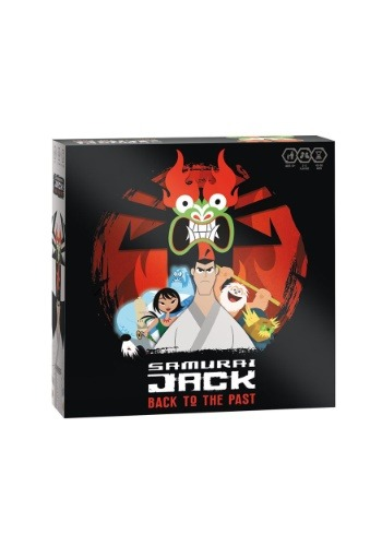 Samurai Jack Gotta Get Back Board Game