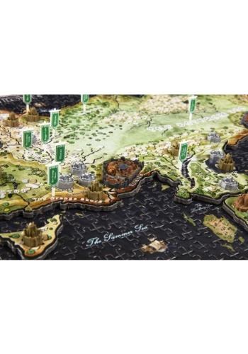 Game of Thrones Essos 3D Puzzle