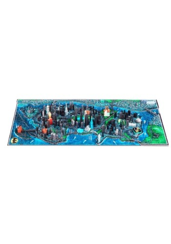 Batman Gotham City 3D Puzzle
